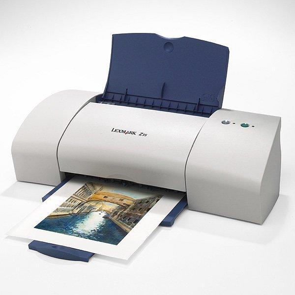 скачать драйвер для принтера color inkjet lexmark z640